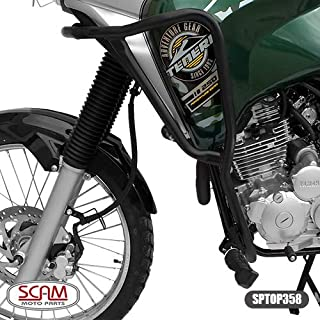 Protetor Mot. Carenagem Yamaha Tenere250 2011+ Sptop358 Scam