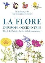 La Flore d'Europe occidentale de Marjorie Blamey