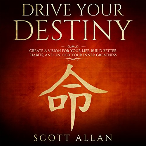 Drive Your Destiny audiobook cover art