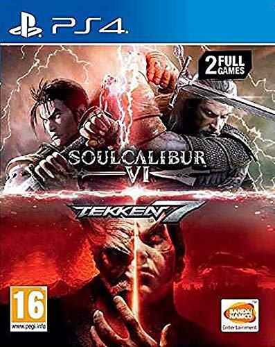 Tekken 7 + Soulcalibur Vi PS4 [