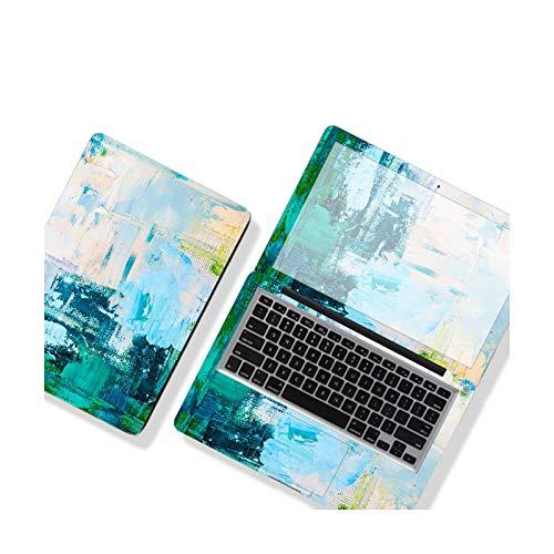 DIY impressionist laptop skin notebook sticker 12/13/14/15/17 inch laptop laptop-YC-1233-10'