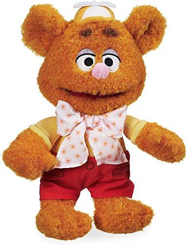 Disney Junior Muppet Babies Wocka Wocka Fozzie Exclusive Feature Plush