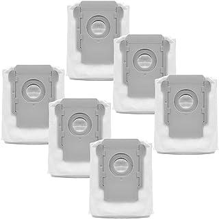 KEEPOW アイロボット ルンバi7+ 交換用紙パック iRobot Roomba i7+に対応 交換消耗品 ロボット掃除機用 交換アクセサリ(6セット)