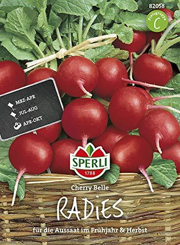 Sperli 82058 Radieschen Cherry Belle (Radieschensamen)