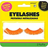 Amscan Nen Tinsel Eyelashes, Party Accessory