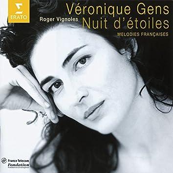 Nuit d'étoiles - Mélodies françaises