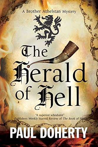 Herald of Hell: A mystery set in Medieval London (A Brother Athelstan Medieval Mystery Book 15) (English Edition)