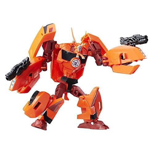 Transformers Robots in Disguise Warrior Bisk Action Figure