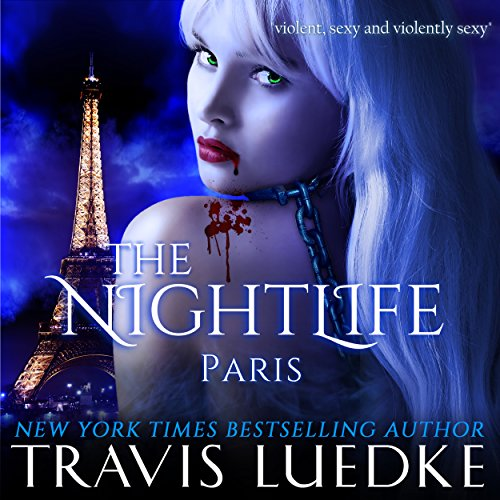The Nightlife: Paris audiobook cover art