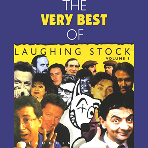 The Very Best of Laughingstock, Volume 1 cover art