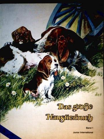 Das große Haustierbuch