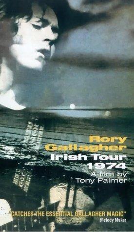 Rory Gallagher - Irish Tour [UK IMPORT] [VHS]