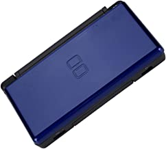 Tihebeyan Replacement Case Shell Housing for Nintendo DS Lite, Full Repair Parts Replacement Housing Shell Case Kit Compatible for Nintendo DS Lite NDSL(Blue)