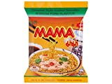 MAMA Instant Pork Flavor Noodles 60g - Pack of 6
