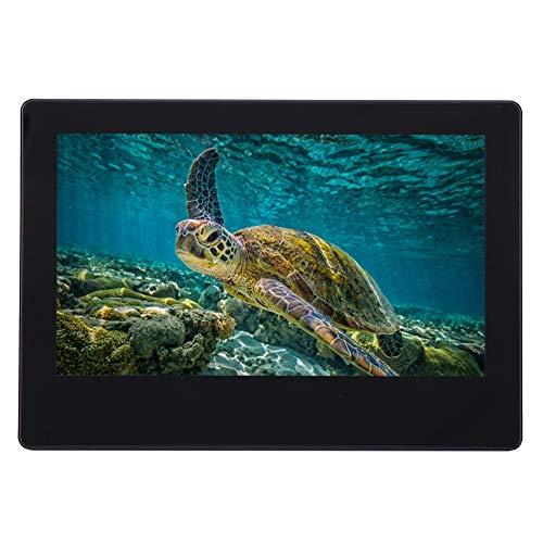 Mini-Bildschirm, 1024 x 600 Winkelanzeige 7,0 Zoll-Screens-Ersatz mit Glas