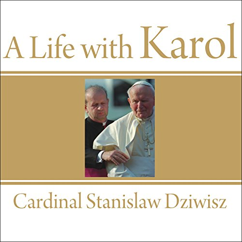 A Life with Karol audiobook cover art