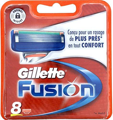 Auslaufmodell Gillette Fusion Rasierklingen für Herren