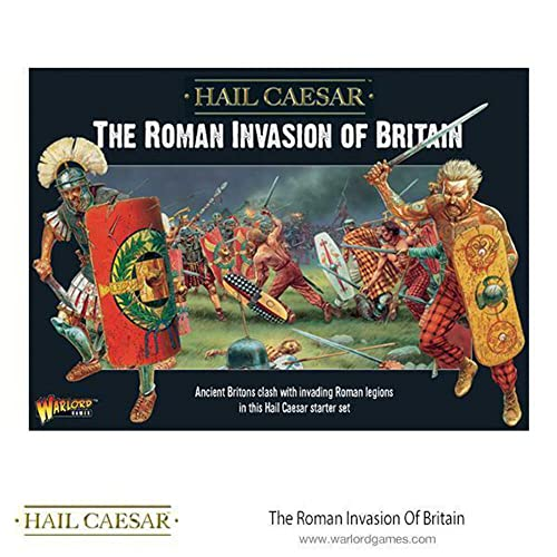 hail caesar Warlord Games, The Roman Invasion of Britain