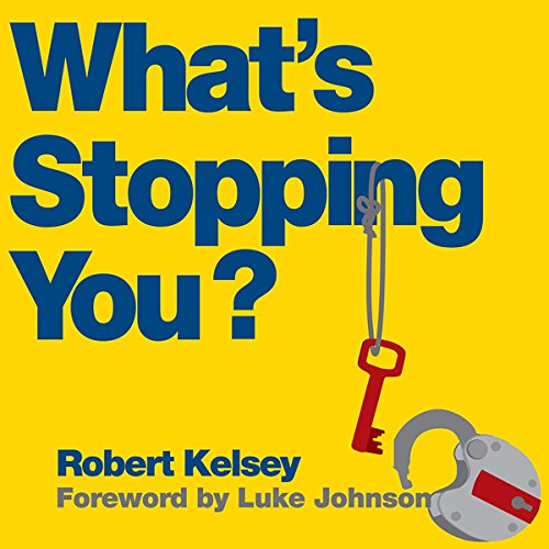 What's Stopping You? cover art