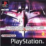 Ace Combat 3 - Electrosphere - [PS1]