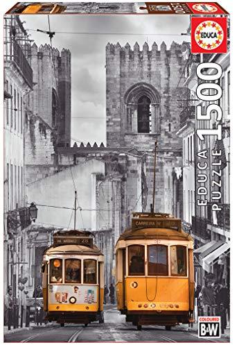 Educa - Tranvía Puzzle 1500, Color (16311)