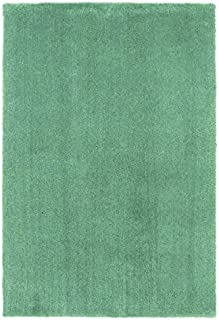 KAS Oriental Rugs Bliss Collection Shag Area Rug, 7'6