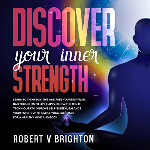 Discover Your Inner Strength audiobook cover art
