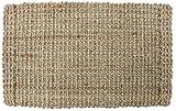 NATURELLE Felpudo de Yute 45 x 75 cm