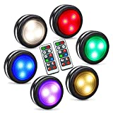 Best Puck Lights - LED Closet Lights, Puck Lights with Remote,Wireless Under Review