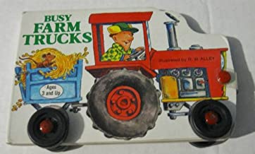 Busy Farm Trucks (Fast Rolling Book)