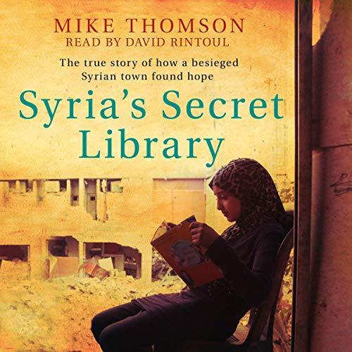 Couverture de Syria's Secret Library
