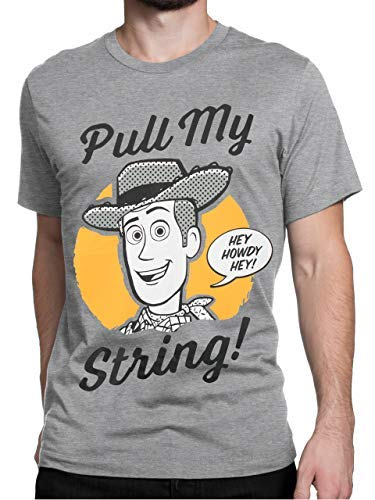 Disney Camiseta para Hombre Toy Story...