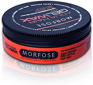 MORFOSE Aqua Hair Wax - 175 ml. Hair Care For An Incredible Shine And Strong Hold