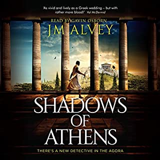 Shadows of Athens cover art