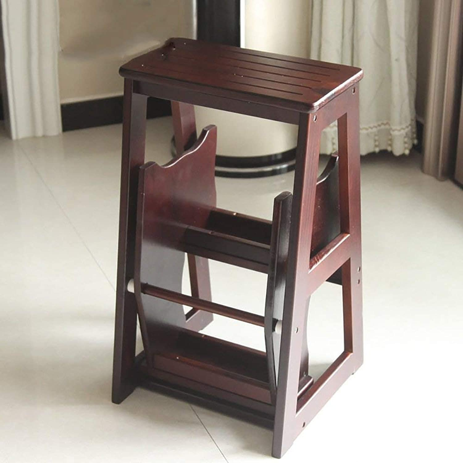 Nightstand Side Table, Creative Solid Wood Simple Side Table ...