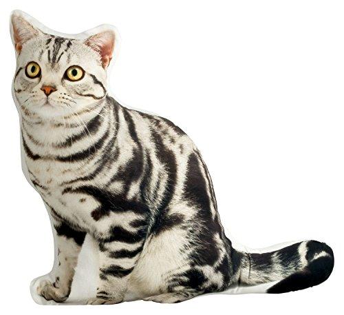 Coussin Your castle avec des chats imprimés pour une chambre au thème animalier