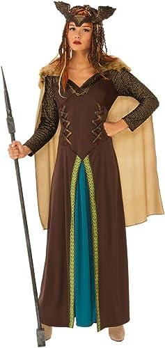 Horror-Shop Costume des Femmes guerrières Vikings S