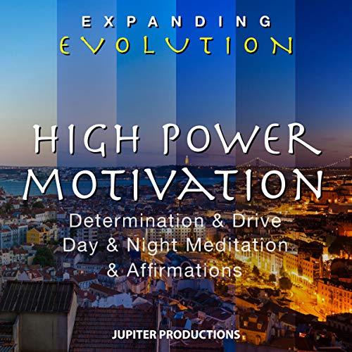 High Power Motivation audiobook cover art