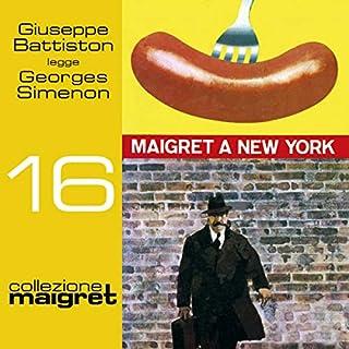 Maigret a New York copertina
