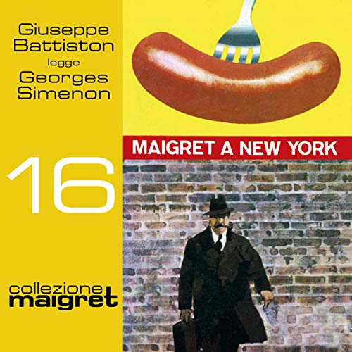 Couverture de Maigret a New York