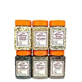 Las Mellizas Pack Panificadora | 6 unidades | Mix de semillas – Pipas de girasol – Pipas de calabaza – Copos de avena – Sésamo – Anís en grano (6)