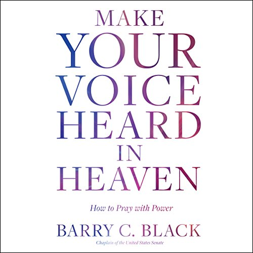 Make Your Voice Heard in Heaven audiobook cover art