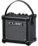 Roland Micro Cube GX Guitar Amplifier, Ultra-Compact Guitar Amp with Custom-Designed Speaker, Black