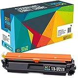 Cartuccia toner Do it wiser compatibile in sostituzione di HP CF217A 17A, HP LaserJet Pro M102w, MFP M130a, M102a, M130fw, M130fn, M130nw, Con Chip (Nero)