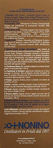 Nonino Grappa Il Prosecco Monovitigno im Barrique gereift 41% vol. in Geschenkpackung (1 x 0.7 l) - 7