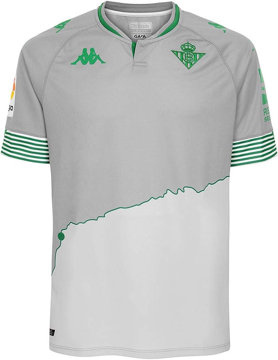 Kappa Tercera Equipación Real Betis Camiseta para Hombre