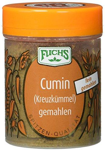 Fuchs Cumin (Kreuzkümmel) gemahlen, 3er Pack (3 x 50 g)