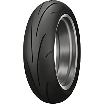Dunlop Sportmax Q3 Plus Rear Tire - 180/55ZR17