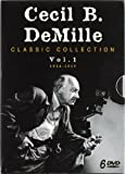 Pack Cecil B. Demille Vol. 1 [DVD]
