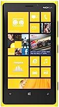 Nokia Lumia 920 32GB Unlocked GSM Windows 8 Smartphone w/ Carl Zeiss Optics Camera - Yellow